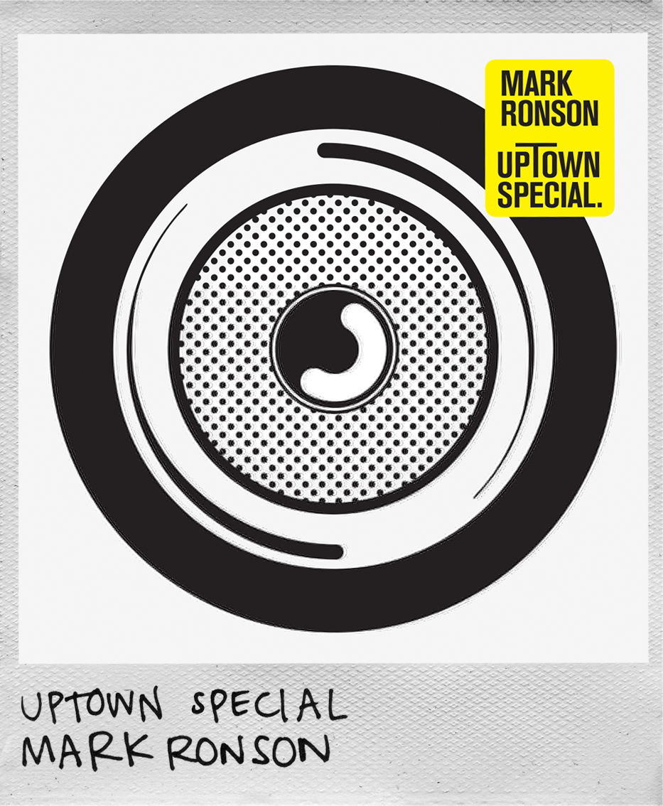 Uptown Special •Mark Ronson