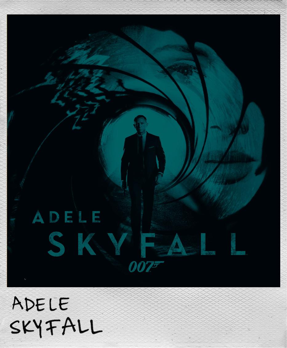 Skyfall • Adele