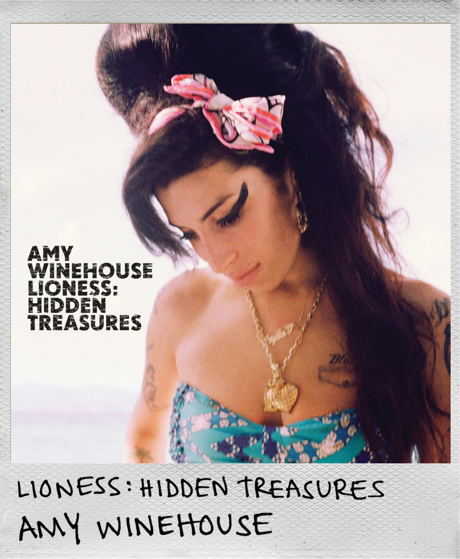 Lioness: Hidden Treasures • Amy Winehouse