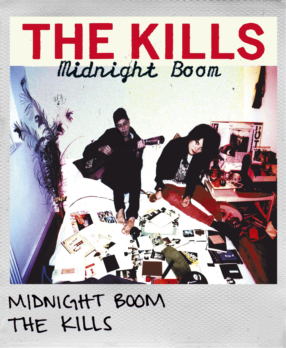 Midnight Boom • The Kills