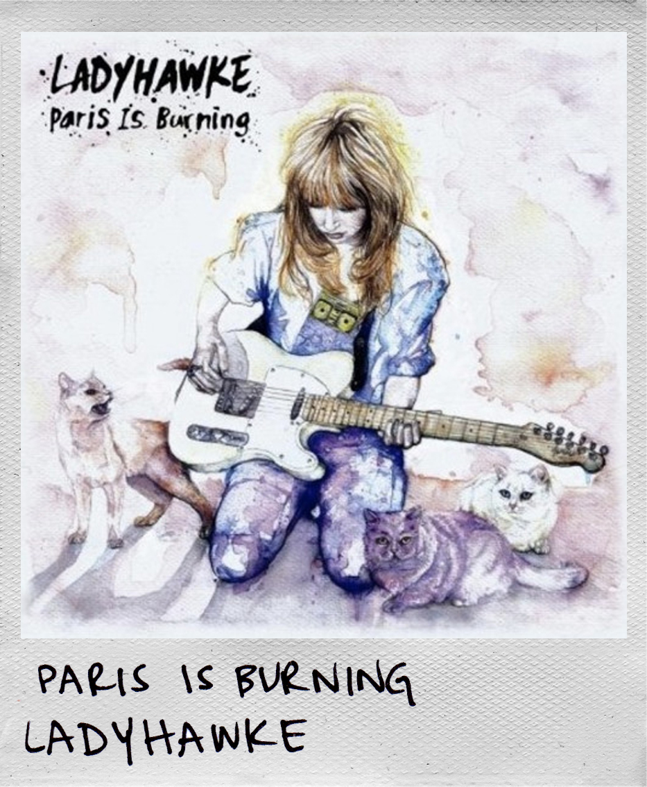 Paris Is Burning • Ladyhawke