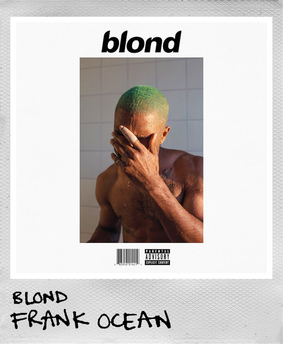 Blond • Frank Ocean