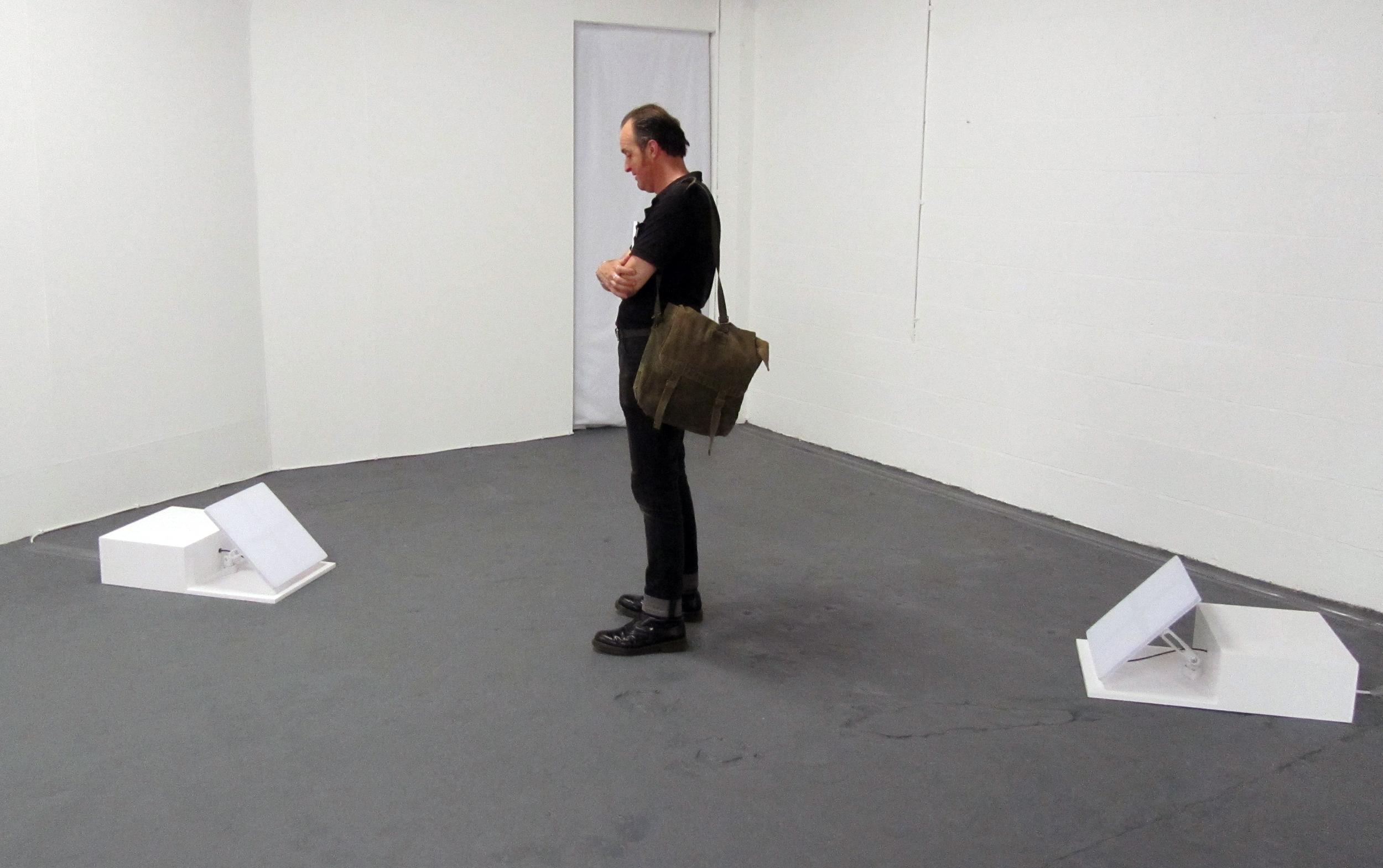 Richard Carr, MOUNTAIN 2, Installation Shot, 2013.jpg