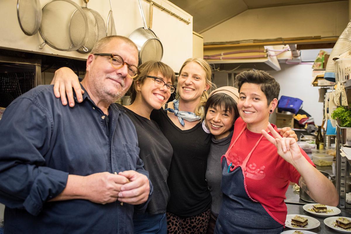 Your kitchen crew