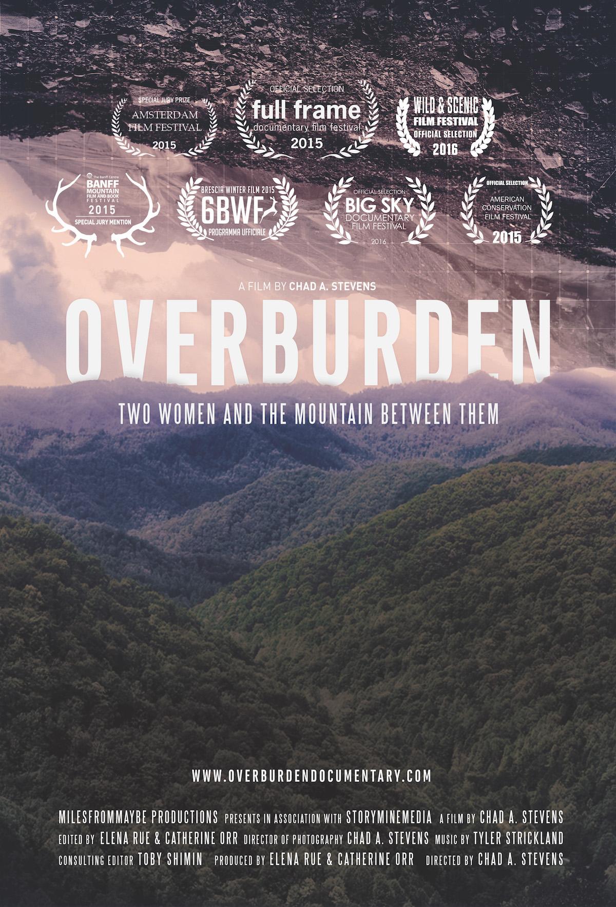 Overburden, the Poster
