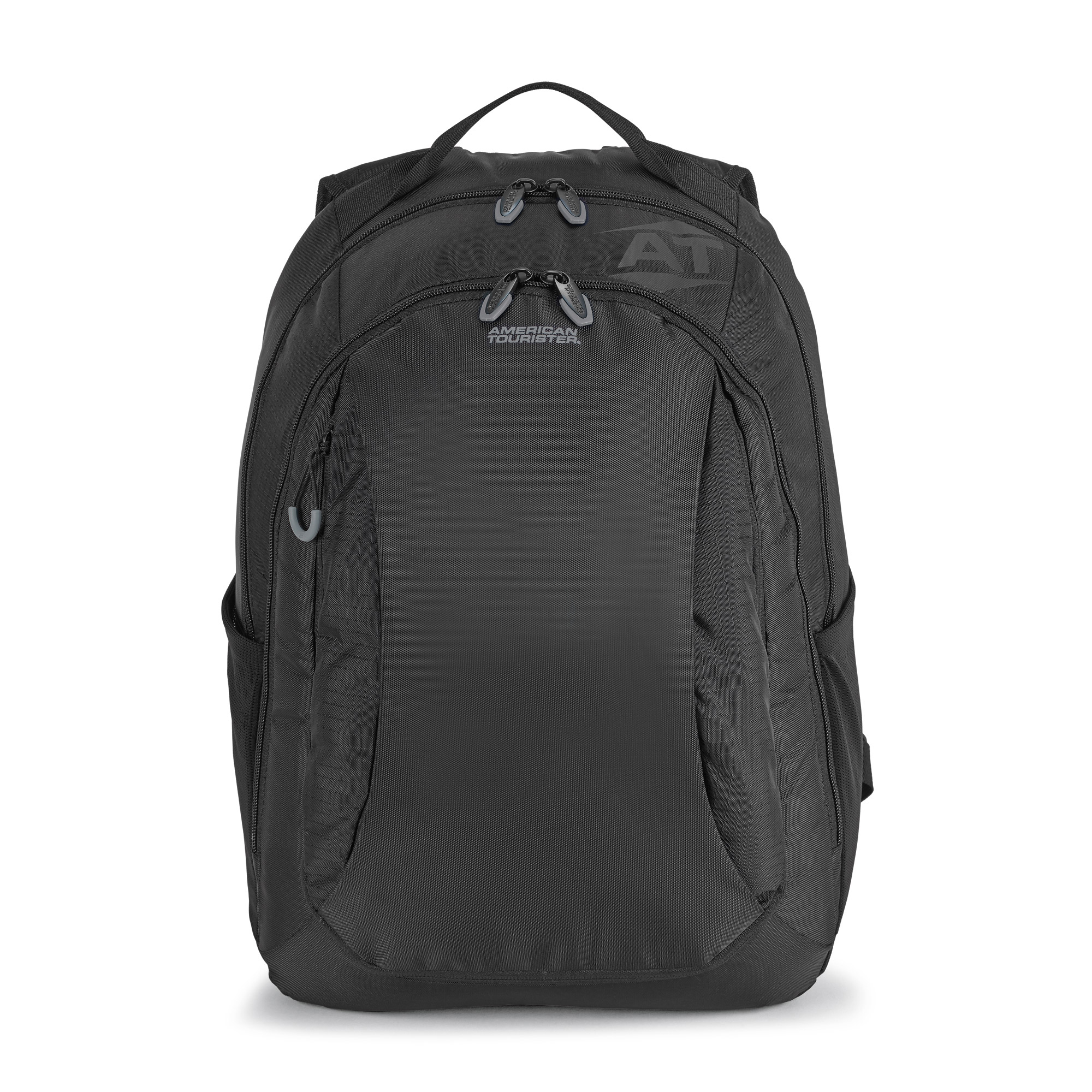 Similar styling to the Deluxe Backpack but with unique features.