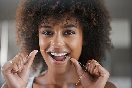 Daily Teeth Care