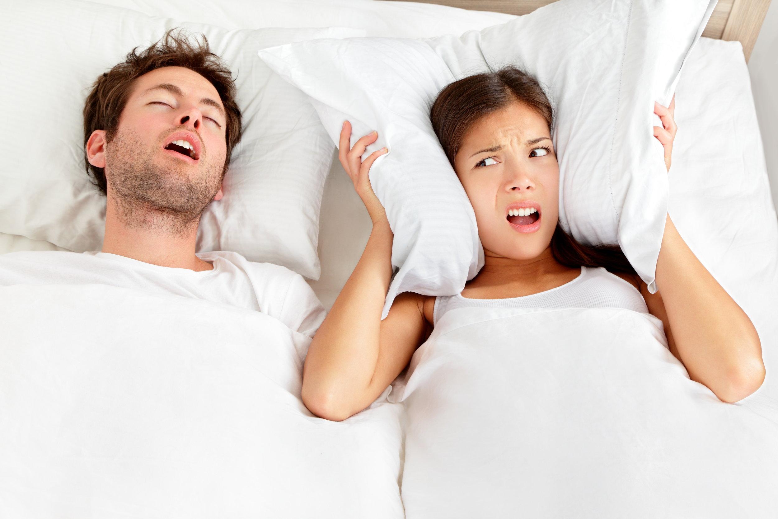 SNORING / DENTAL SLEEP MEDICINE / SLEEP APNEA