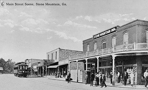 Main Street 1915