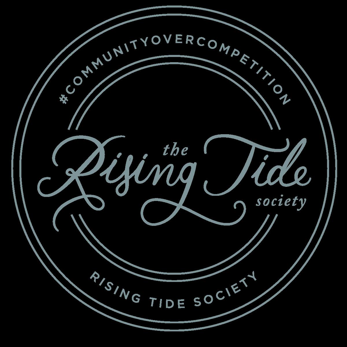The Rising Tide Society Member Badge