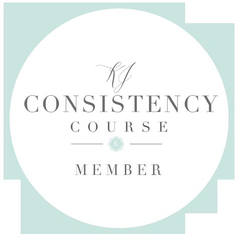KJ Consistency Course Member Badge