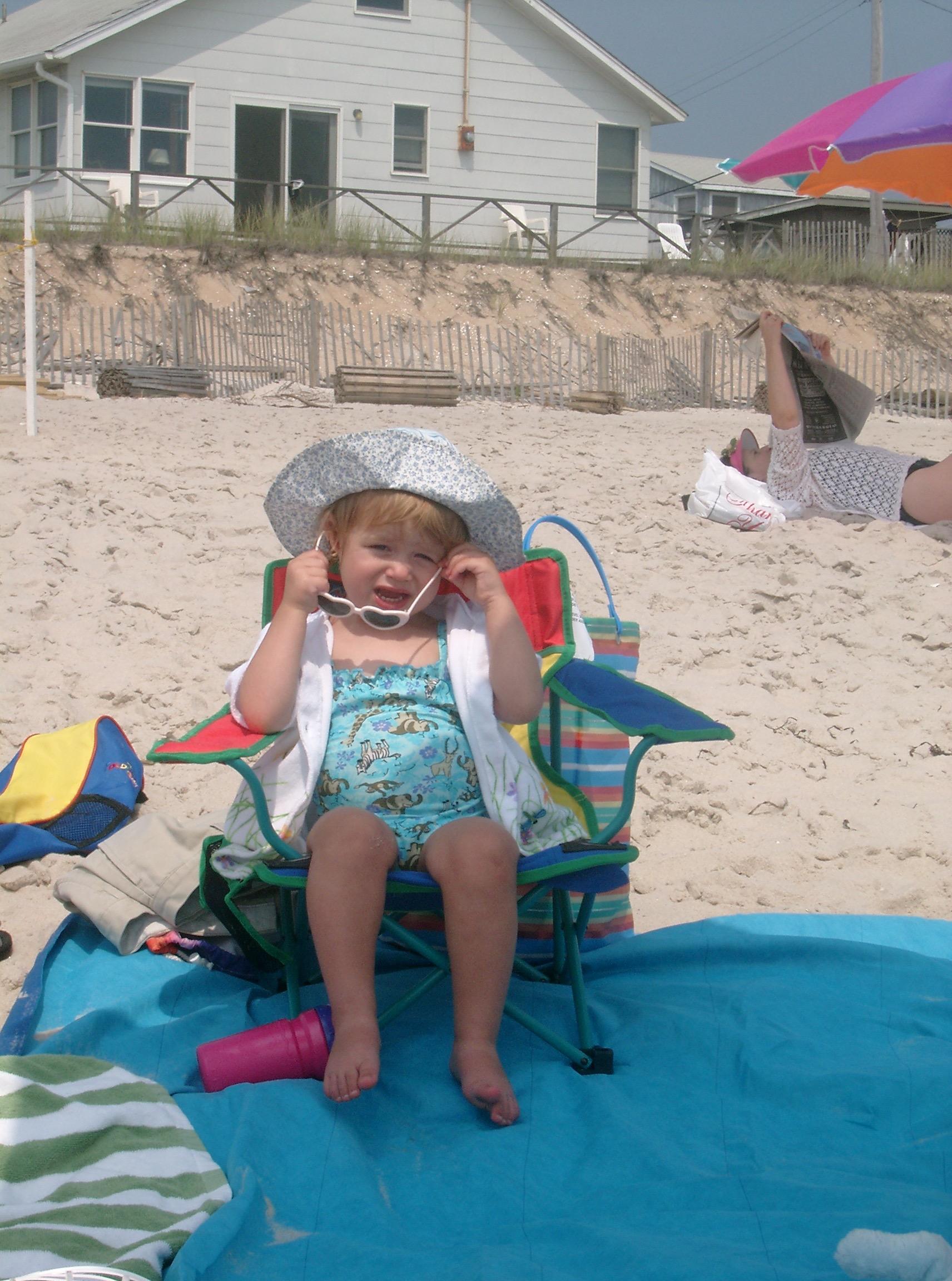 Me being sassy & my bangs in 2003