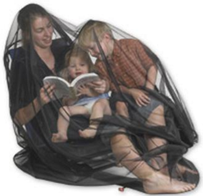 For the whole family, because reading inside is for losers.