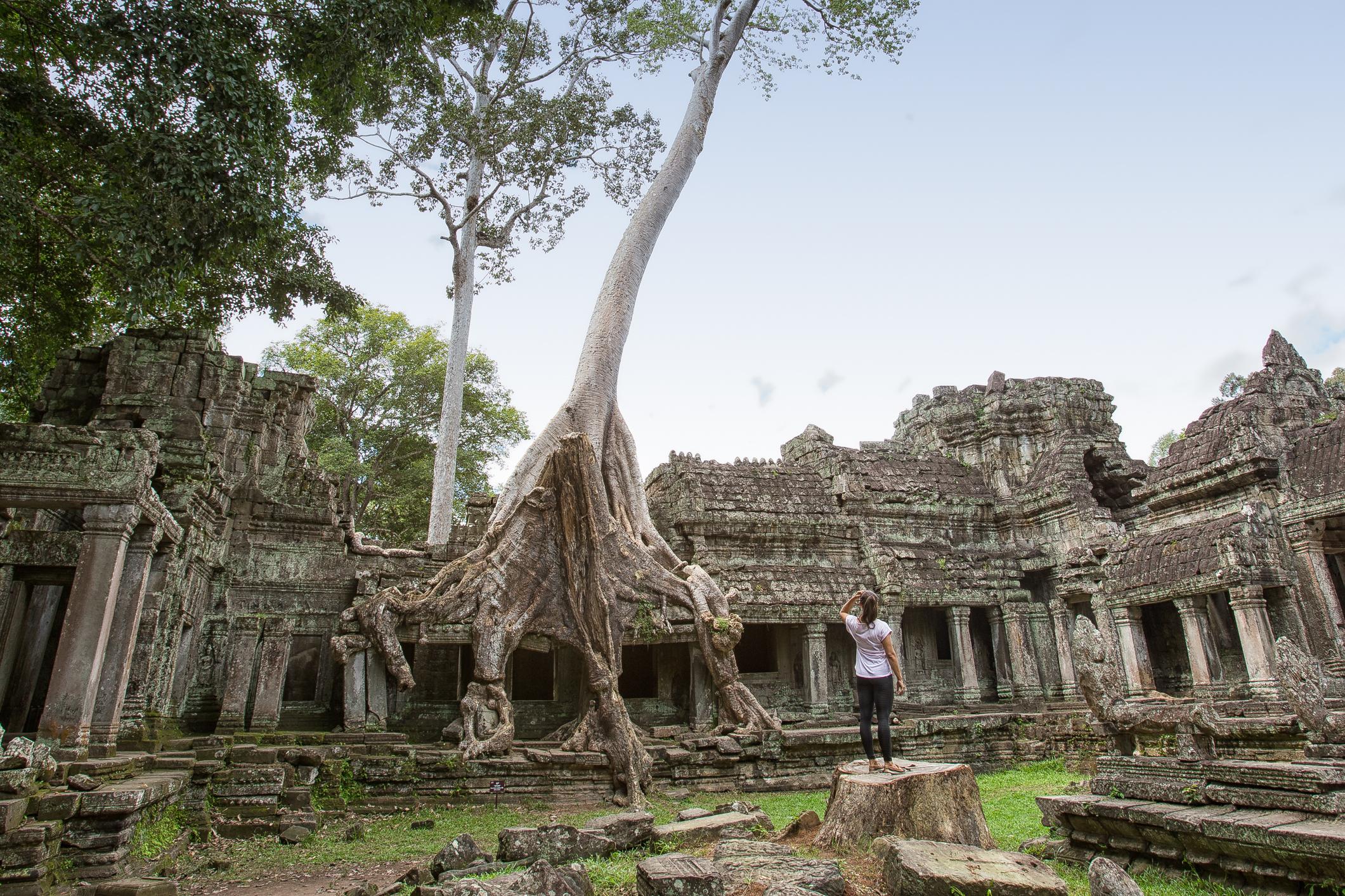 A Siem in Siem Reap.