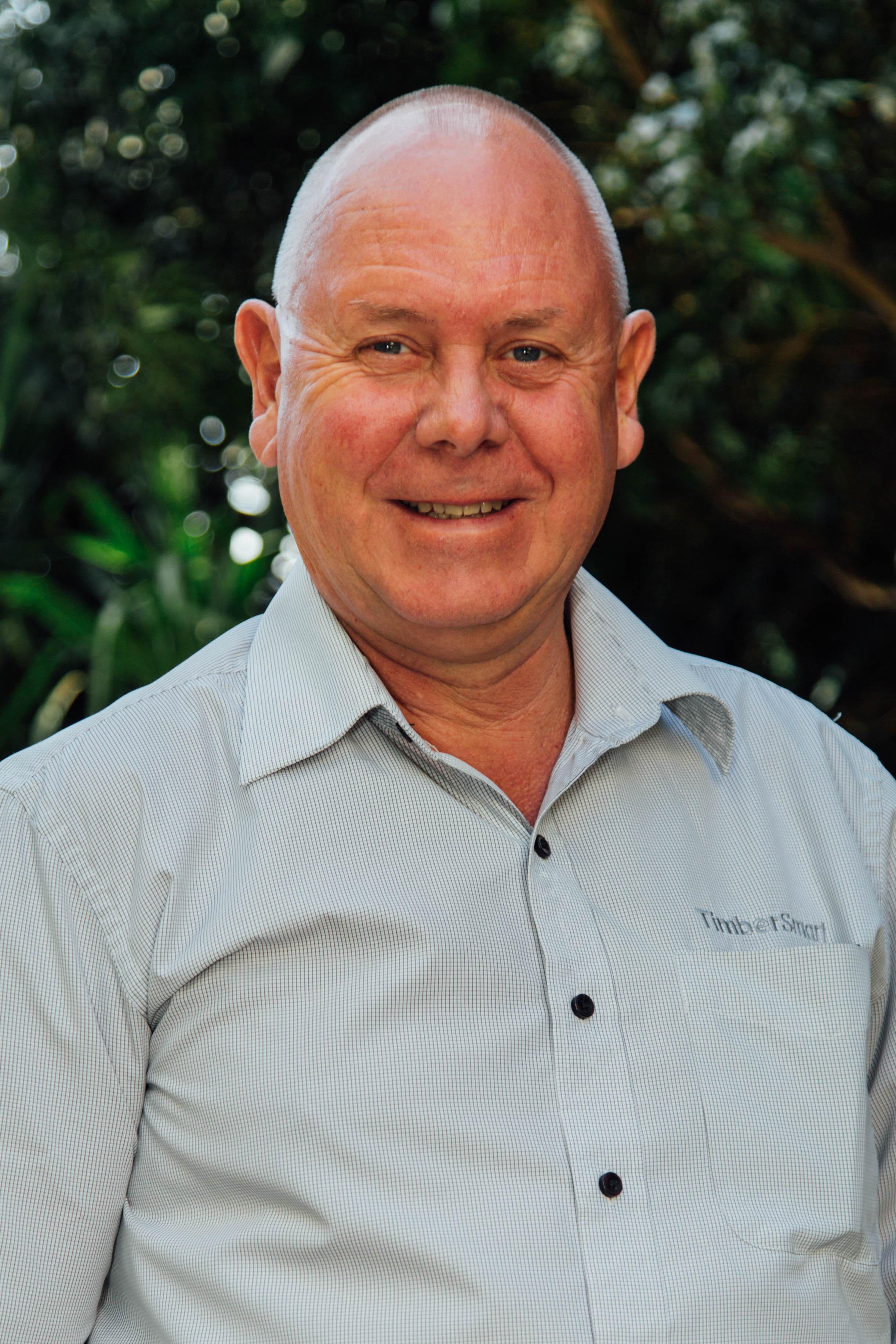 Chris Moysey - Managing Director