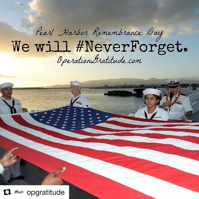 "#Repost @opgratitude (@get_repost) ・・・ ""We resolve that we will keep faith with those we have loved and lost. And we resolve that, always, we will remember Pearl Harbor."" -President Ronald Reagan, 1987 . (#USNavy photo by Mass Communication Specialist 1st Class R. Brown. Used with permission.) . . . . . #HonorThem #PearlHarborRemembranceDay #USSUtah #USflag #PearlHarbor #HonortheFallen #HonorVeterans #december7 #worldwar2 #neverforget #neverforgotten"
