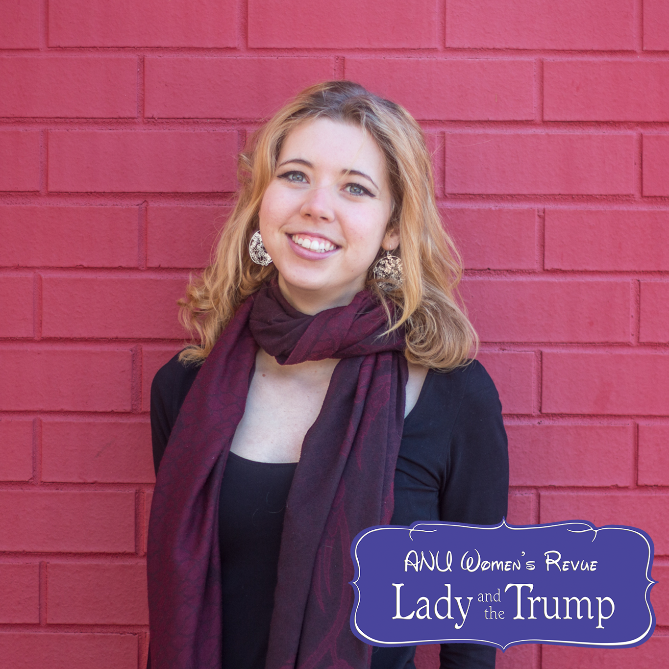 Lady and the Trump - Headshots for ANU Women's Revue