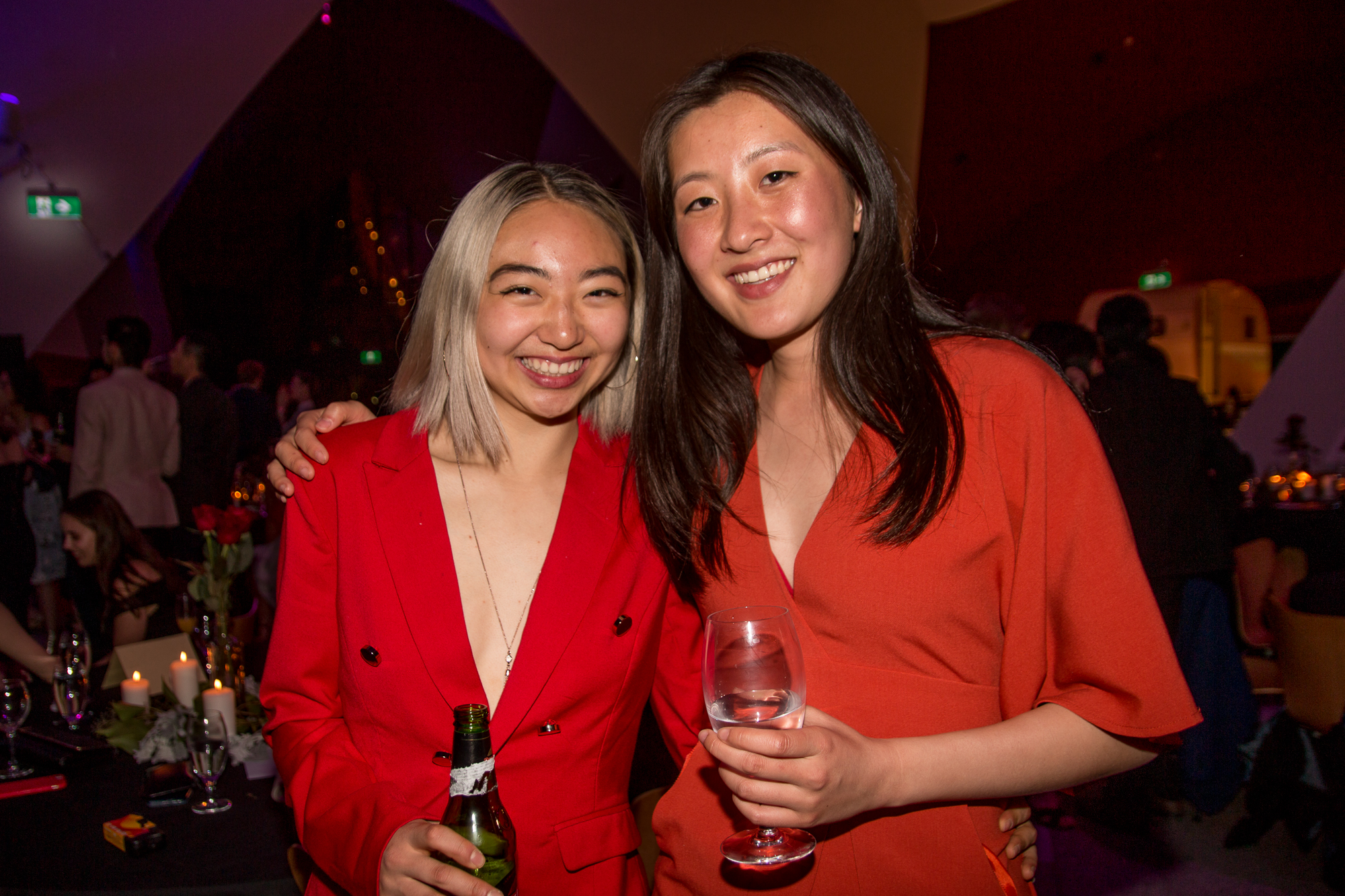 ANU Clubs & Societies Ball 2018 -