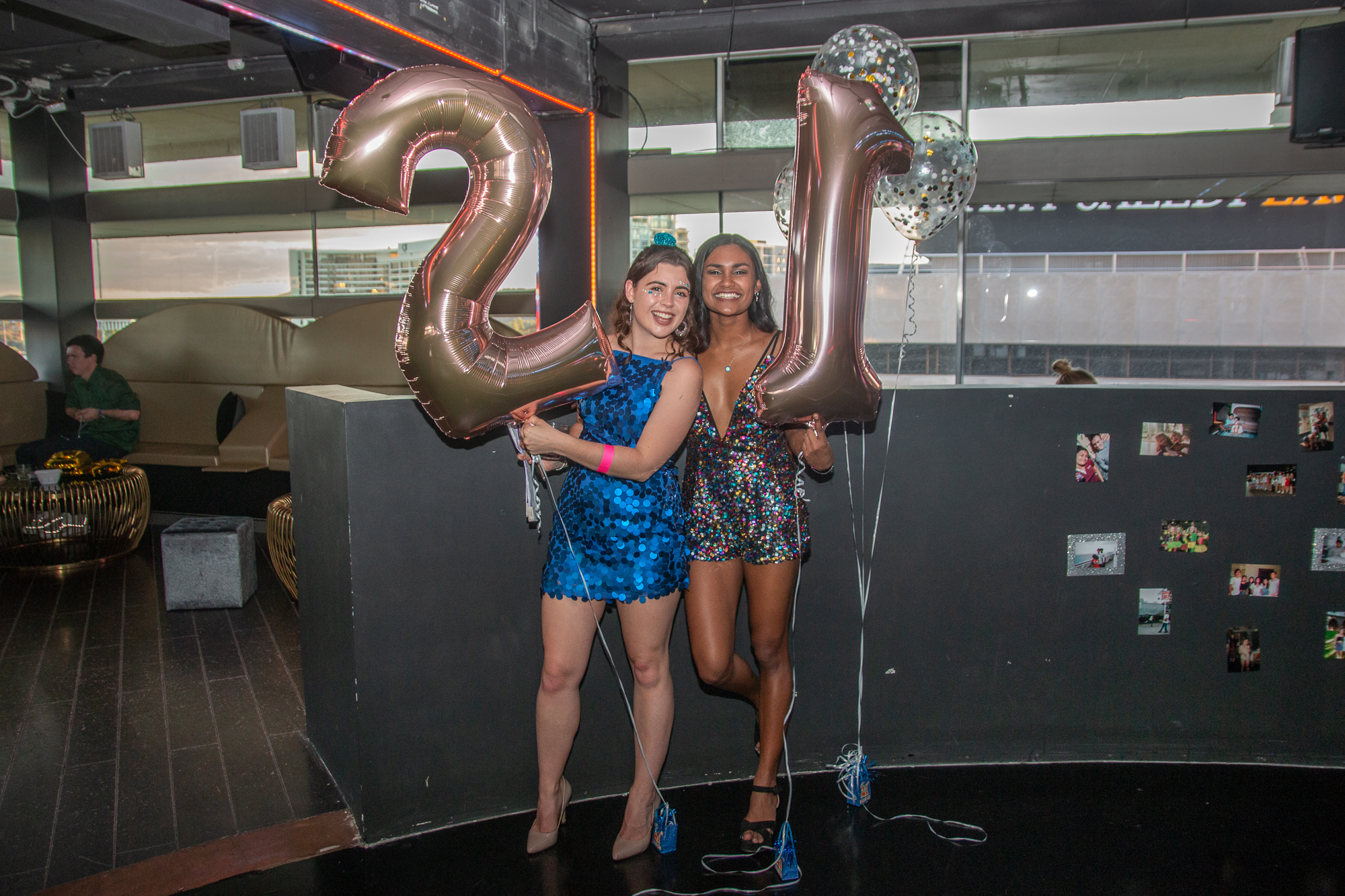 Sachini & Kate's 21st -