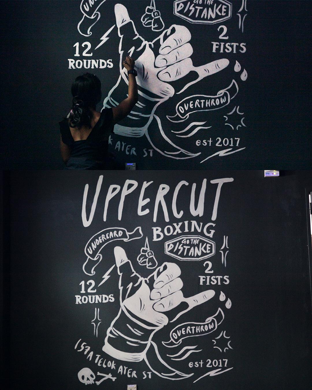 For Uppercut Boxing