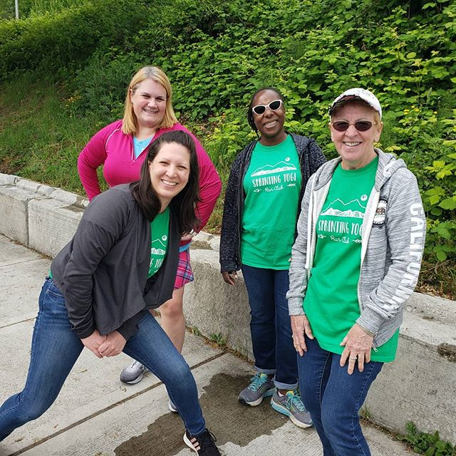 Had a great time volunteering for @gotrpugetsound 5K race this weekend! We love this organization and the confidence it help build in girls!  #gotrpugetsound #gotrps5k #causes #girlswhorun #girlsruntheworld