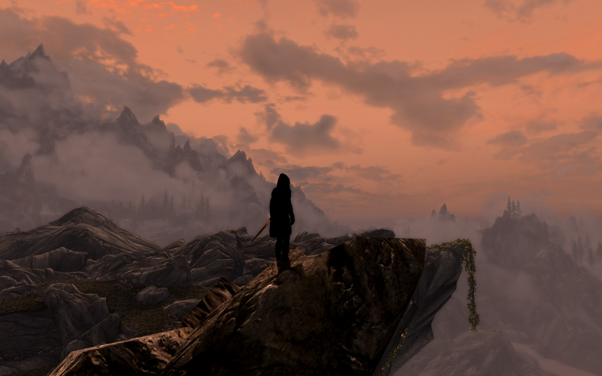 Skyrim is 6 years old and still breathtaking