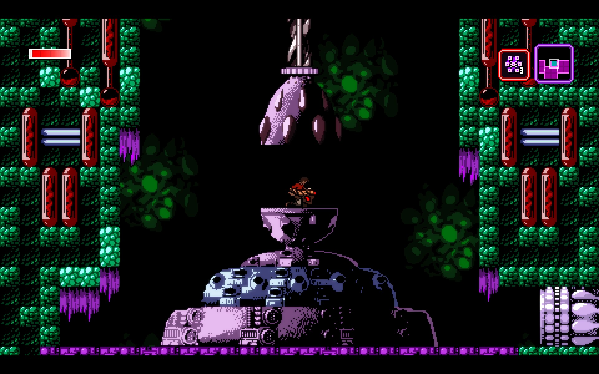 Axiom Verge from Thomas Happ Games