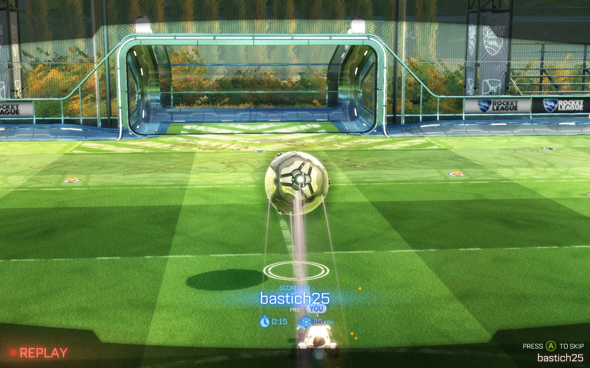 Cars that play soccer is the best sports game. Who knew?