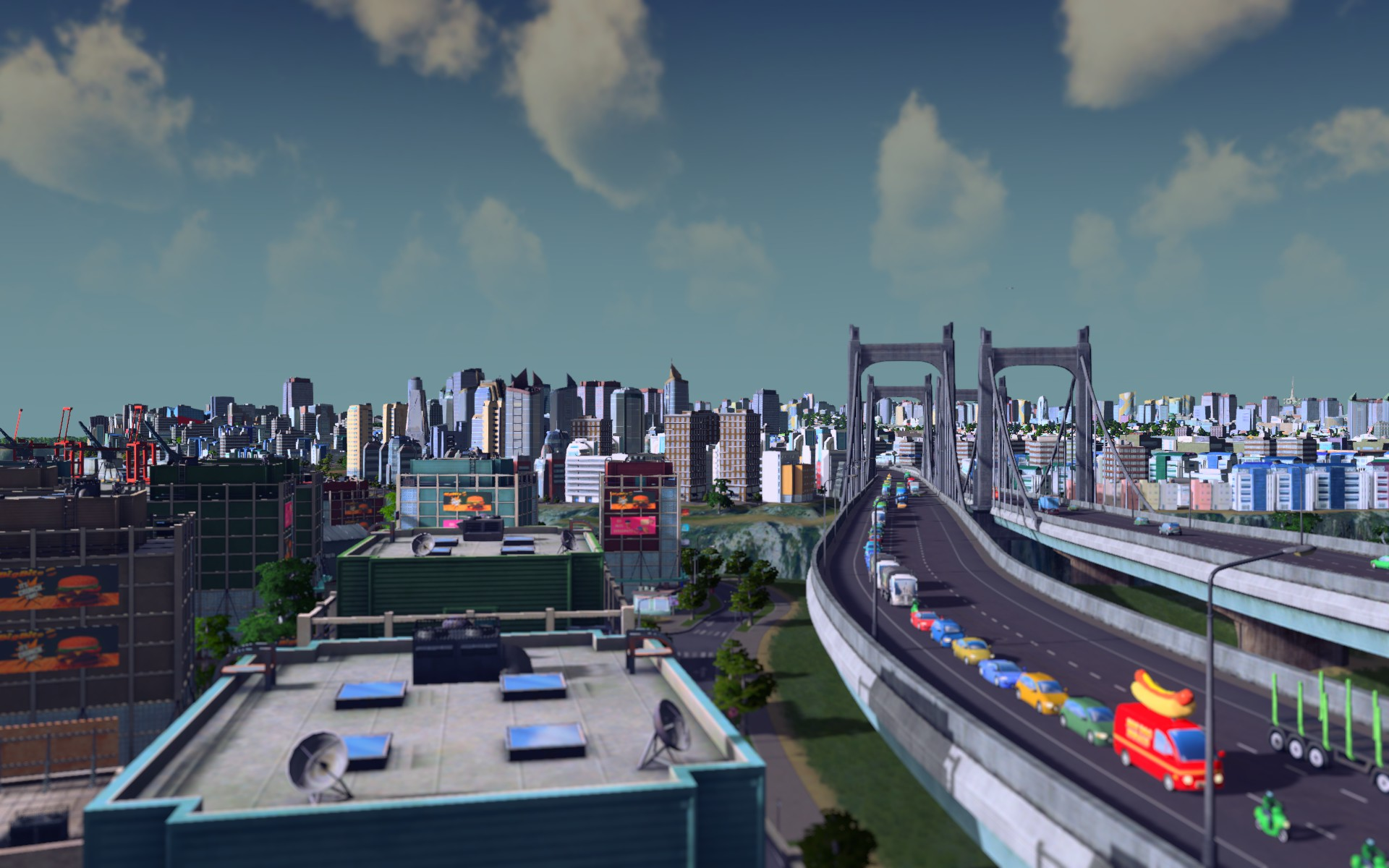 Who knew that people just wanted to build cities in a city-planning simulation?