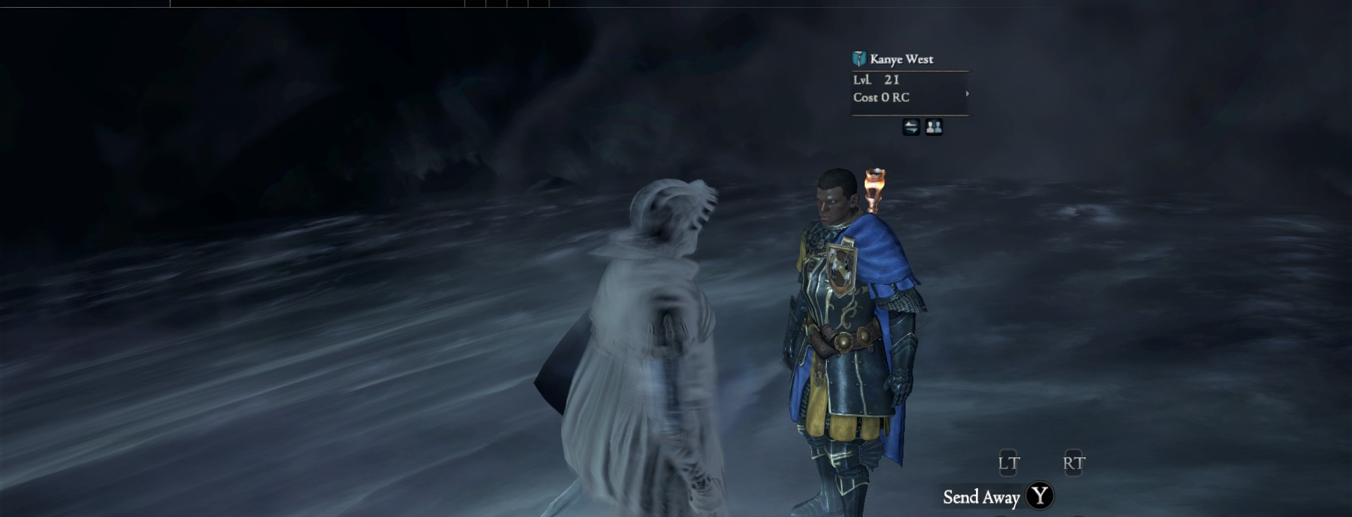 Dragon's Dogma has an interesting cast of characters....