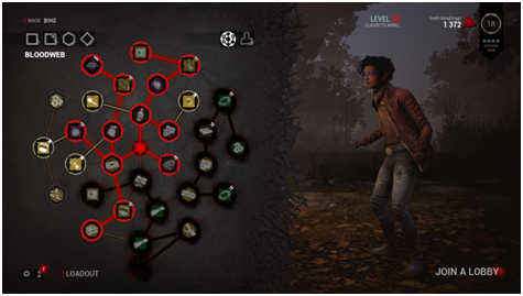 The bloodwebs give a lot of options for acquiring items, offerings, and perks.