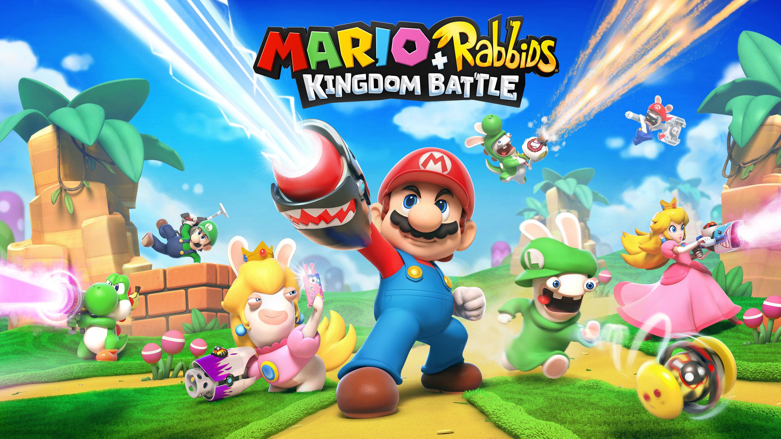 Mario has a friggin gun!