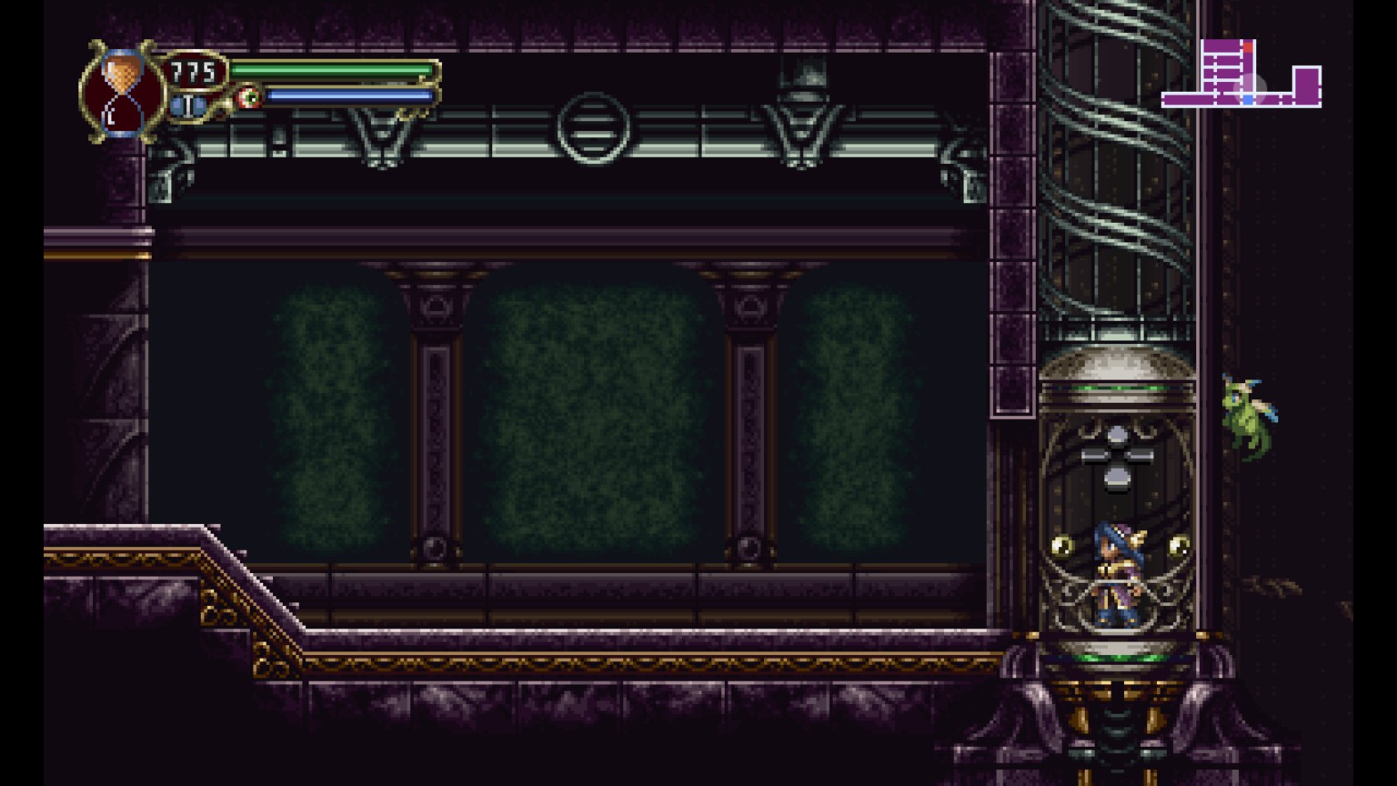 """The game have very cool """"classic"""" fantasy environments and then decides to also throw in future tech."""