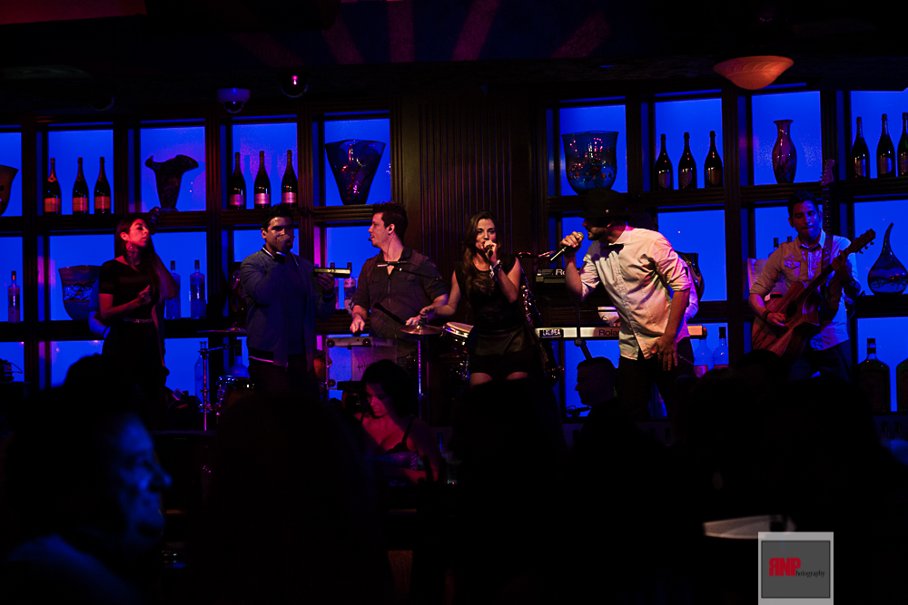 LaLinea Band - Blue Martini Brickell - 06/11/2015