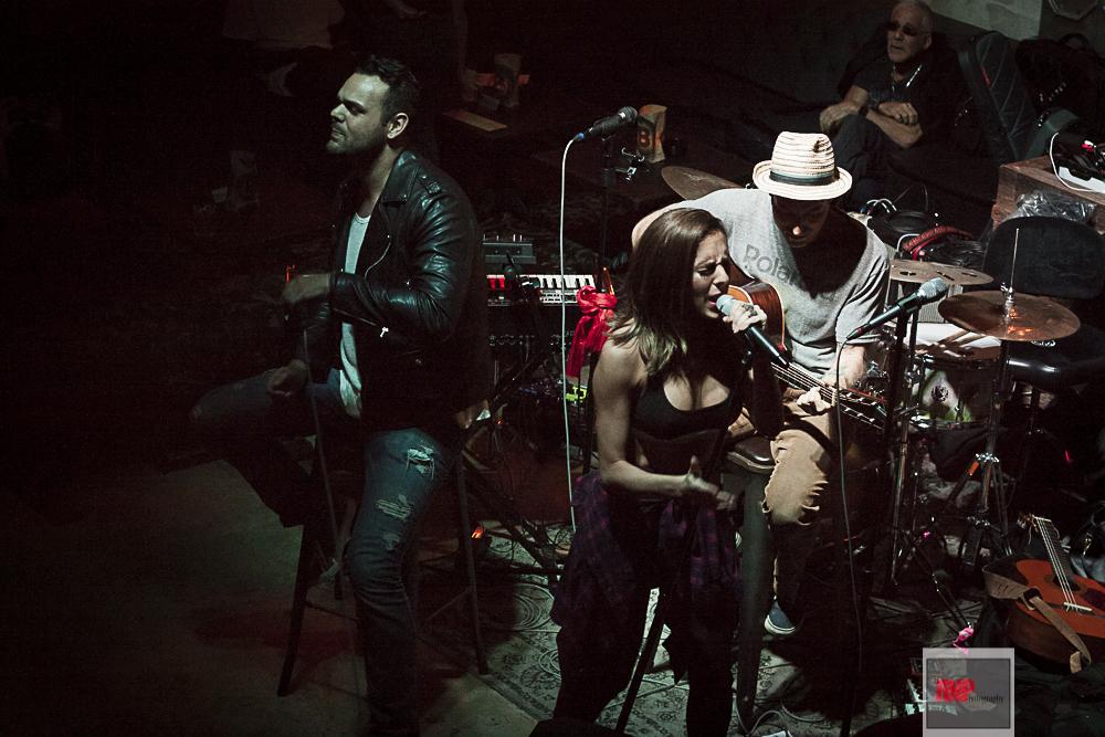 Liza and Robbie - Bodega - 06/24/2015