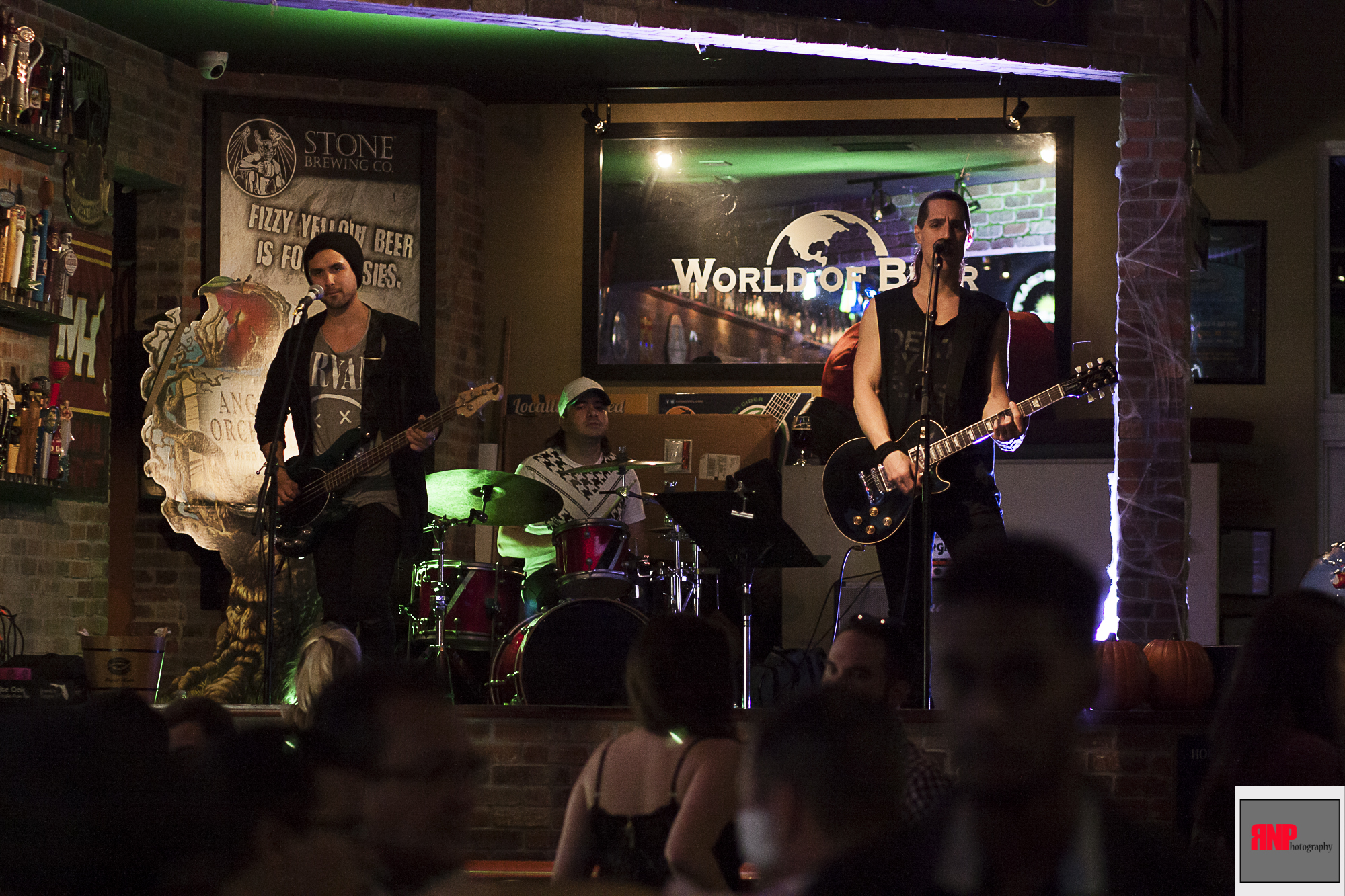The Vintage Band - WOB Dadeland - 10/30/2015