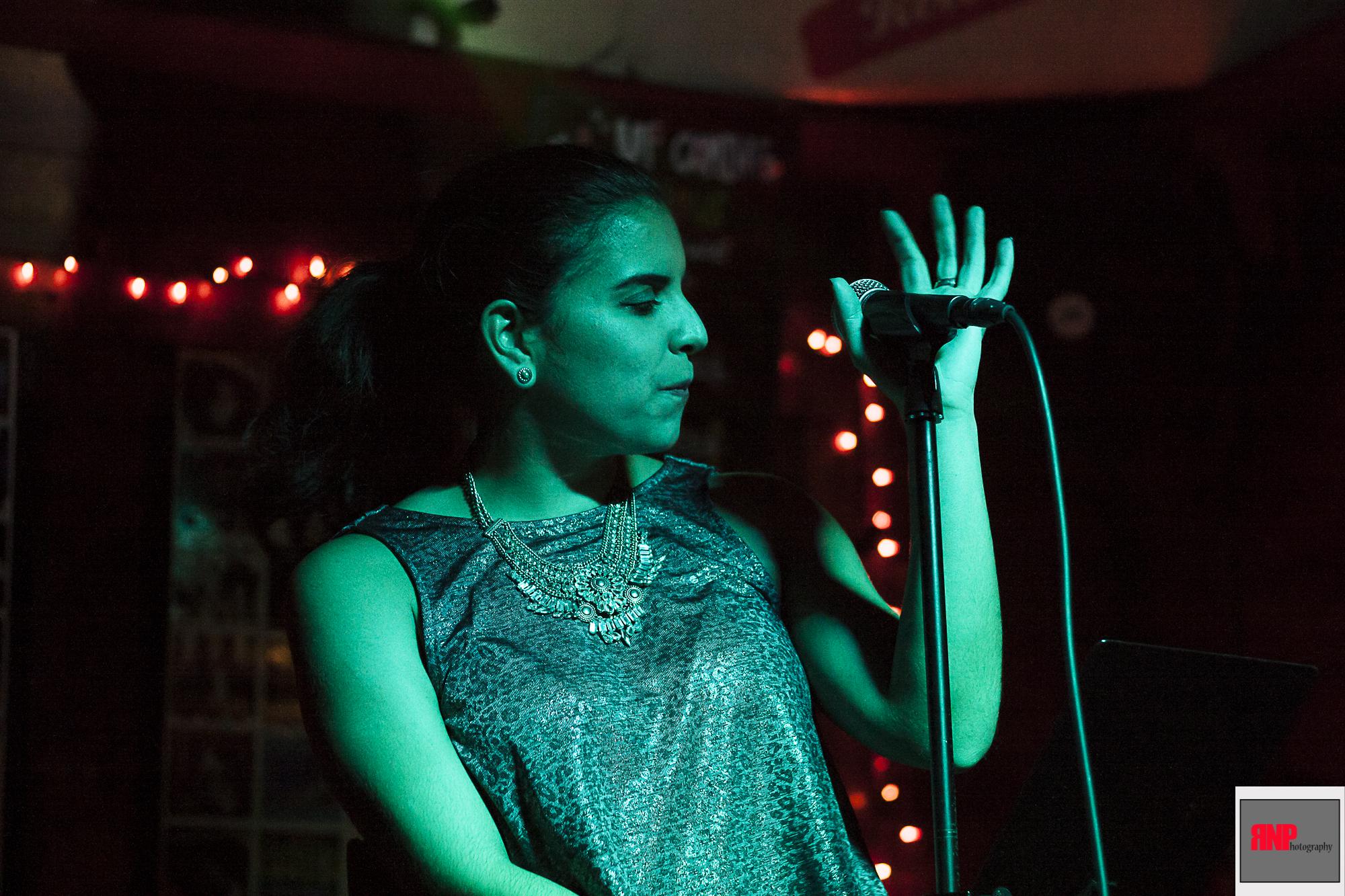Anna Palmerola - Bougies Bar - 10/25/2015