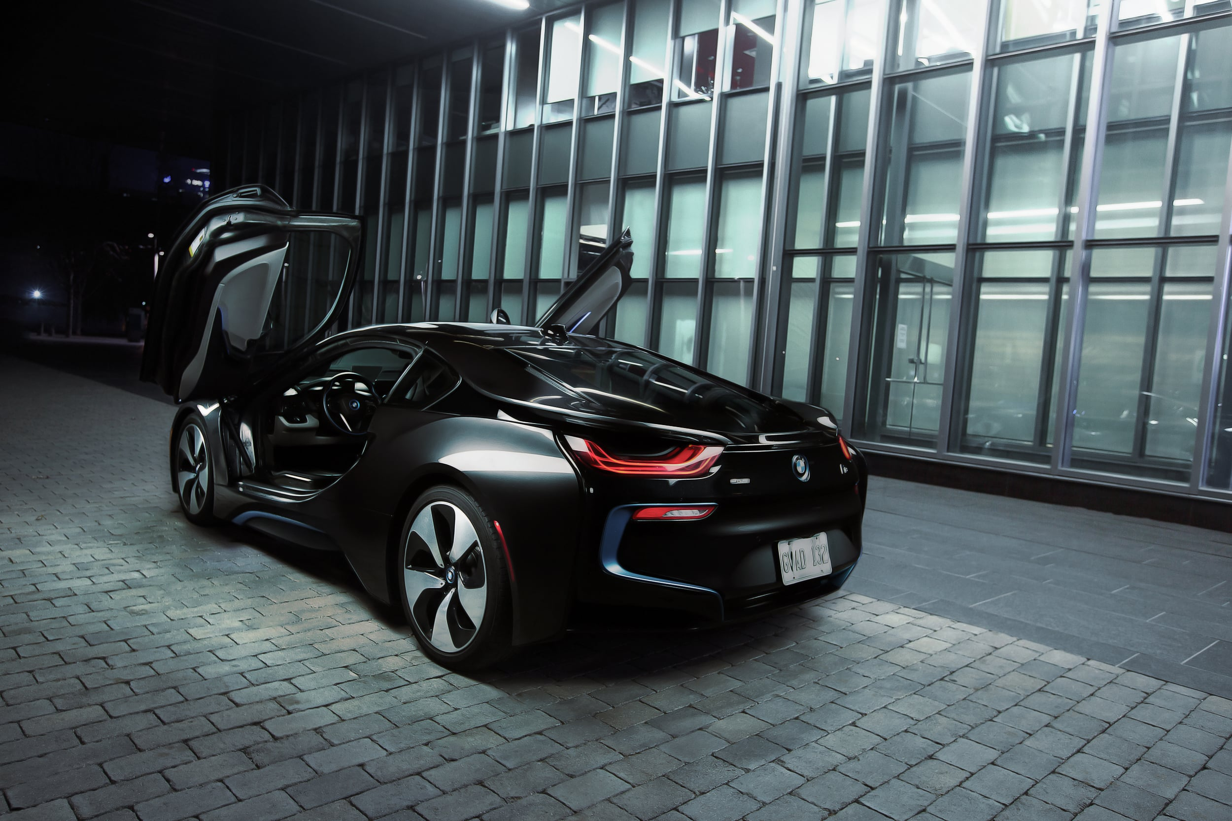 BMW i8 for DoubleClutch.com