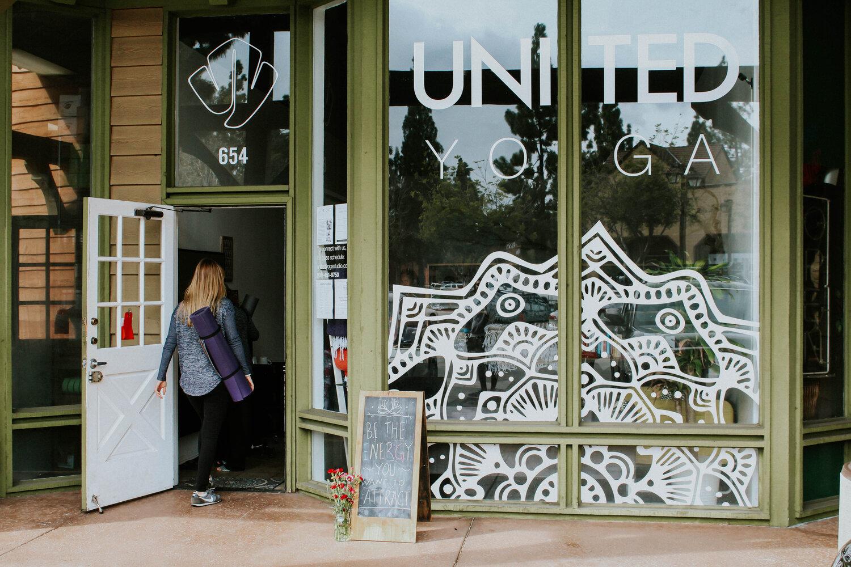 United Yoga Studio