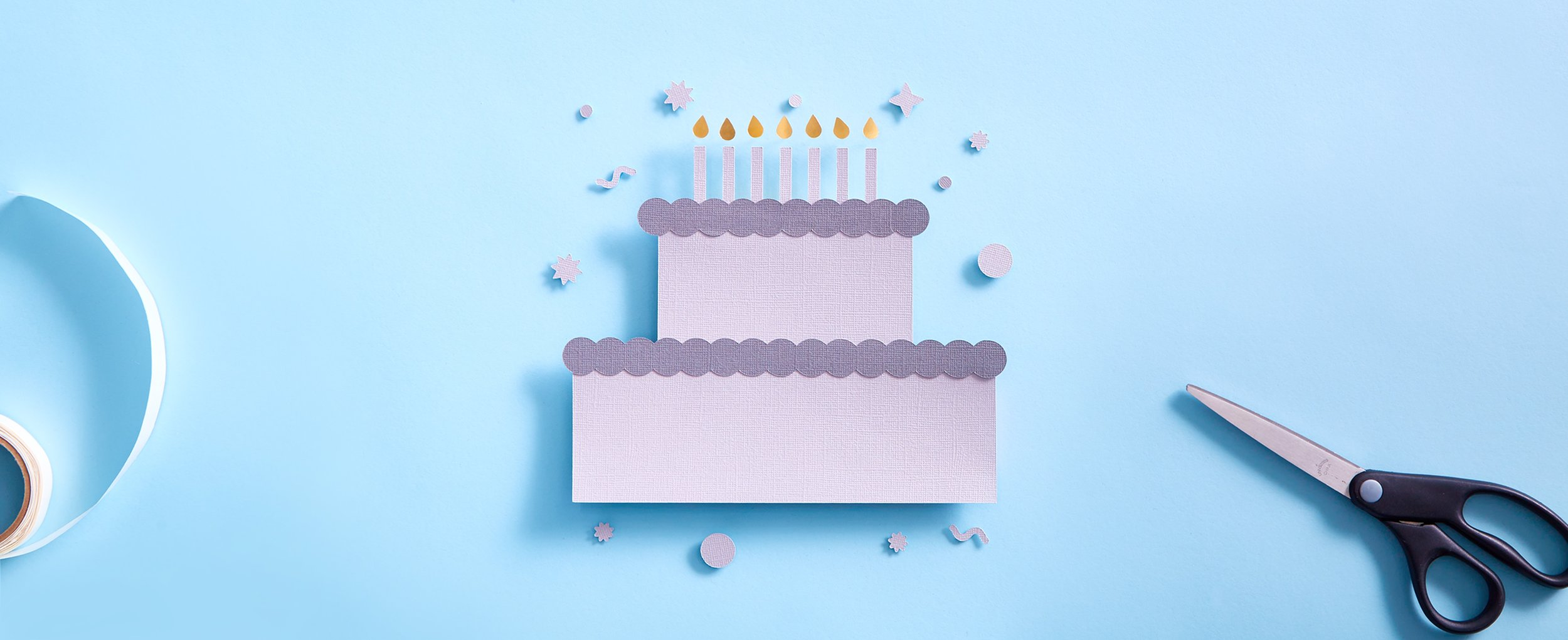 Because I needed the same cake in 6 colors, we shot a neutral gray and I applied the colors in post to save cutting and shoot time.