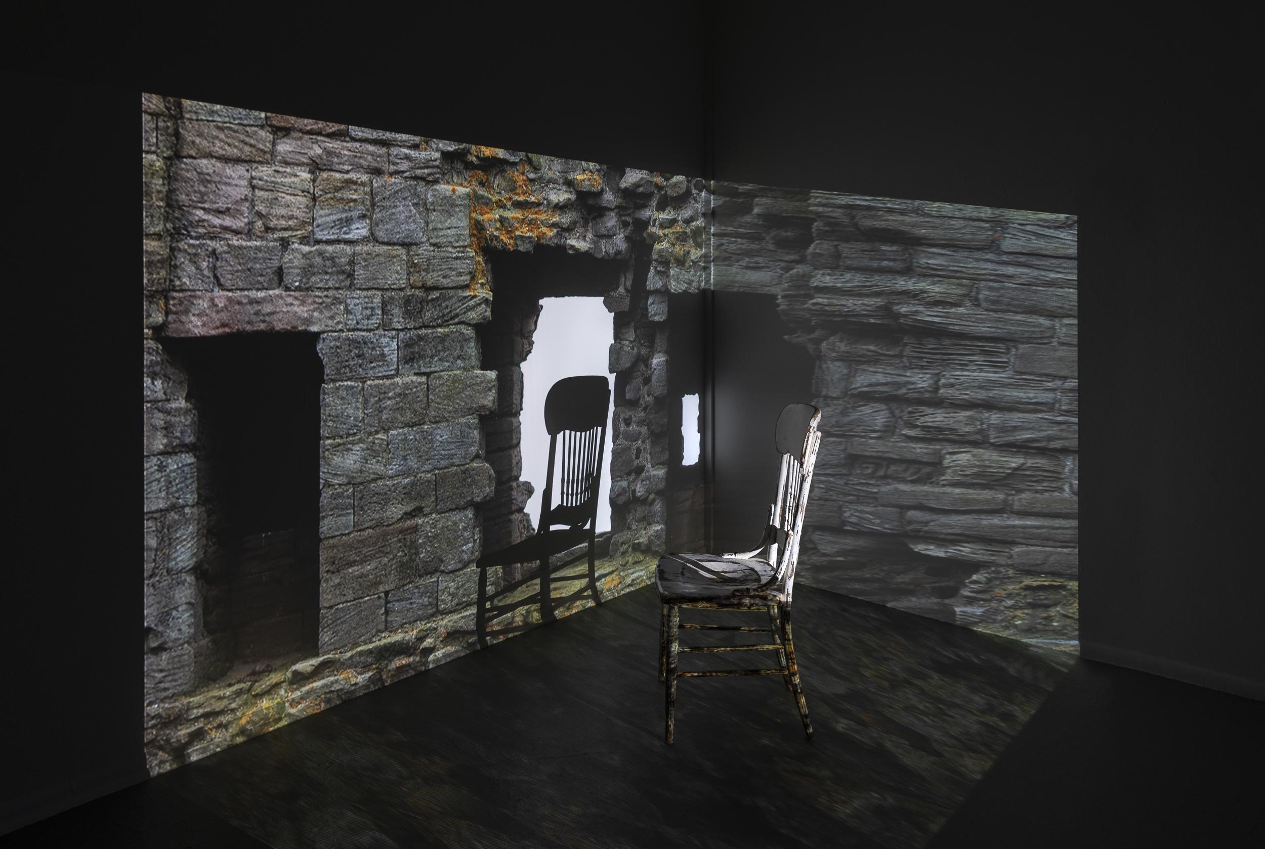 Scene III: Windows or Mirrors, 2018