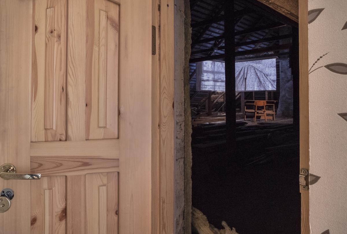 Viewing Door