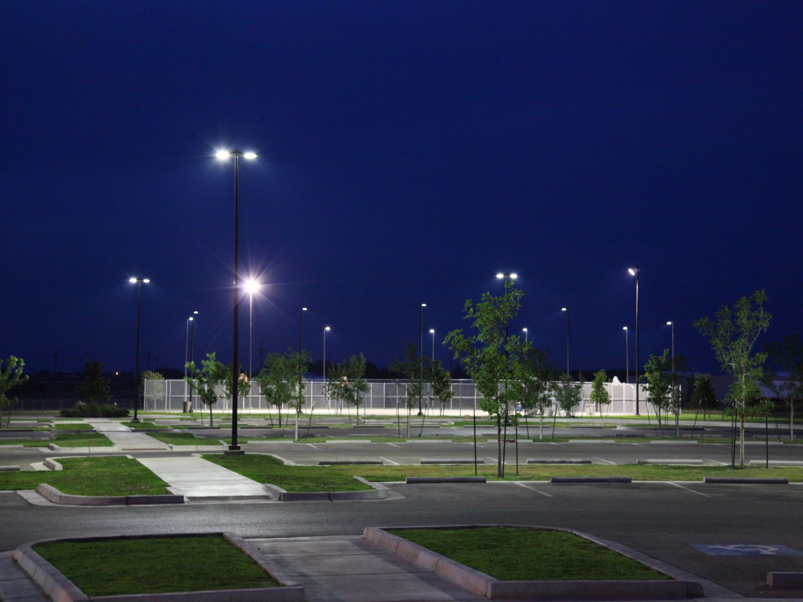 Reducing Lighting Energy Consumption by up to 70%
