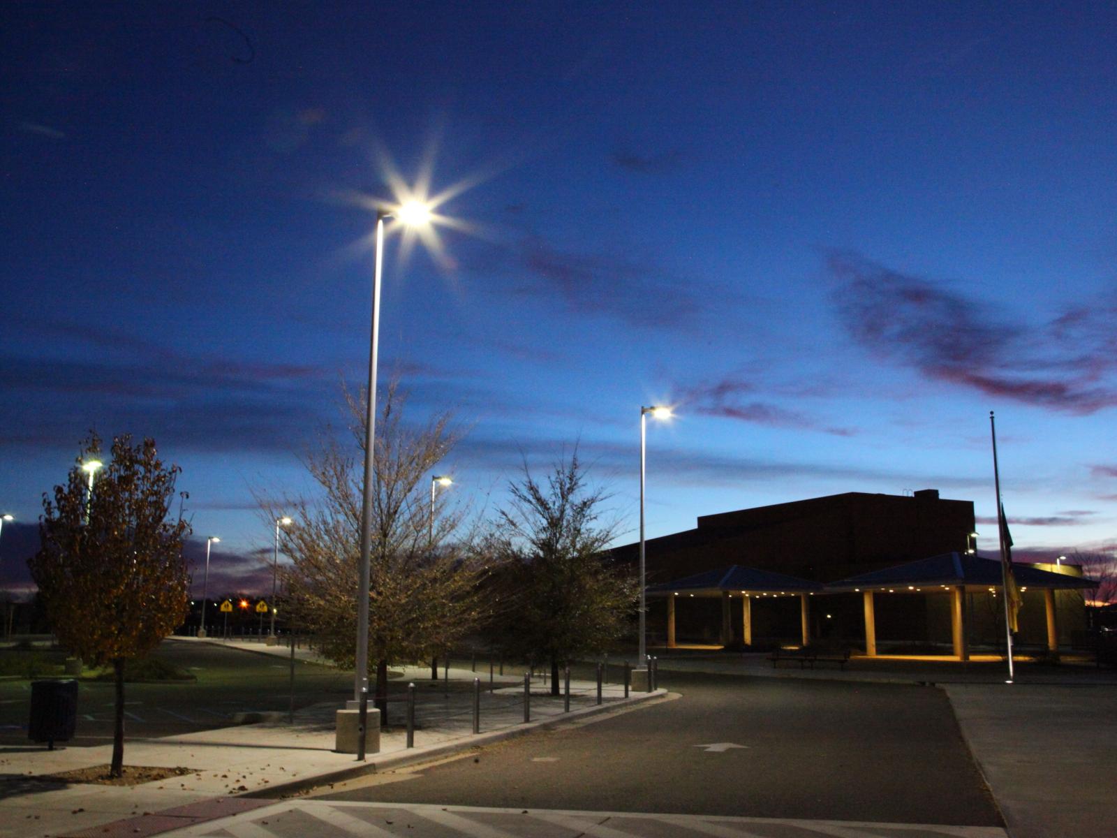 Durable Outdoor Fixtures Create Safe Public Spaces
