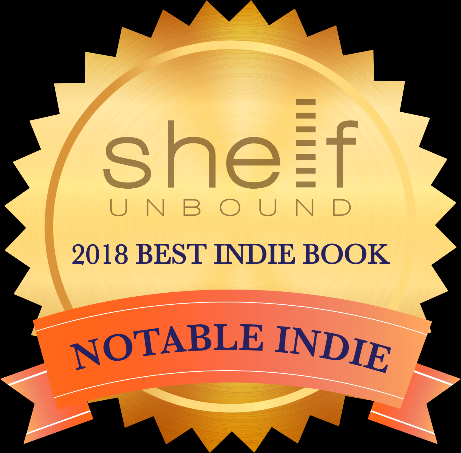 Notable Book Shelf unbound badge.png