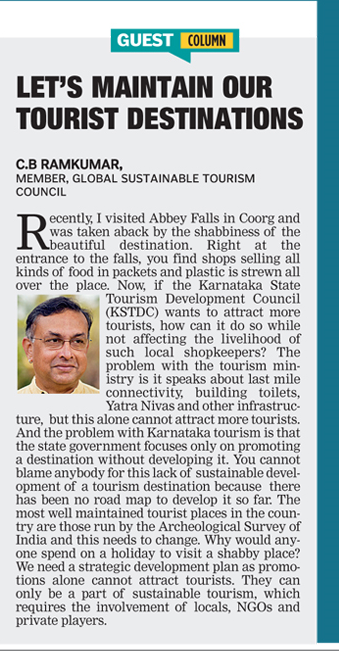 Deccan Chronicle 27 Sept 2016