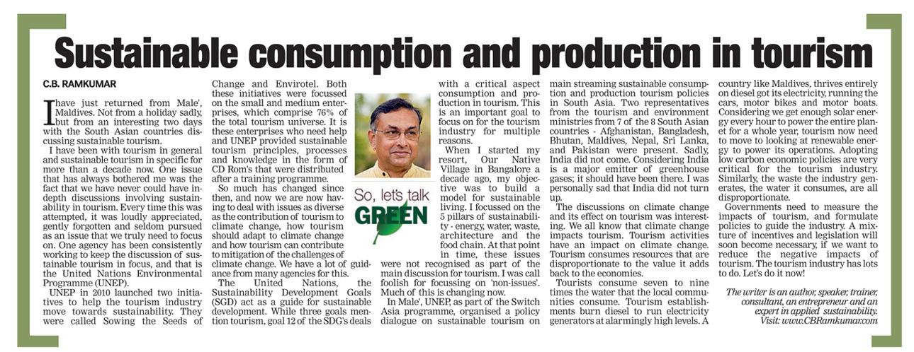 Deccan Chronicle 26 November 2016
