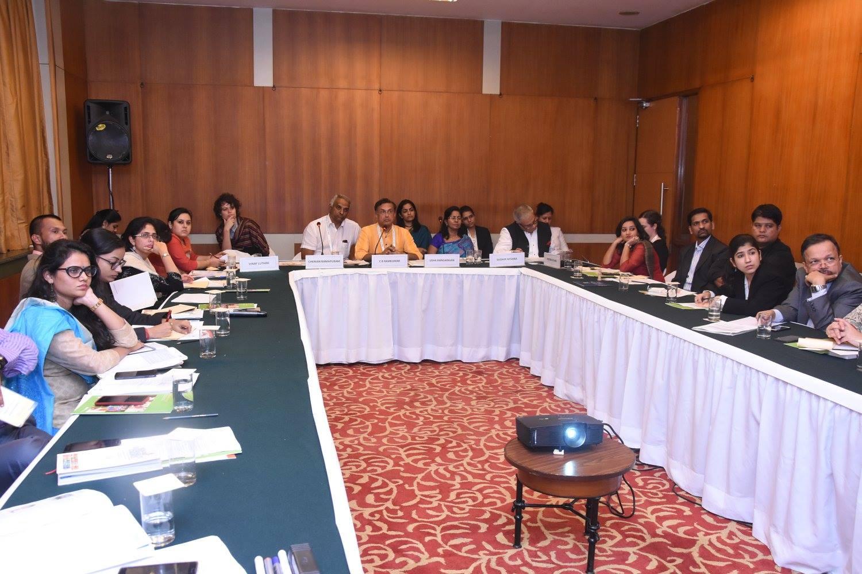 CRB Conference, New Delhi, November 2016