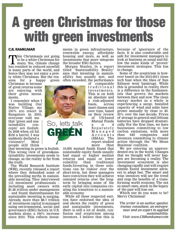 Deccan Chronicle 24 Dec 2016