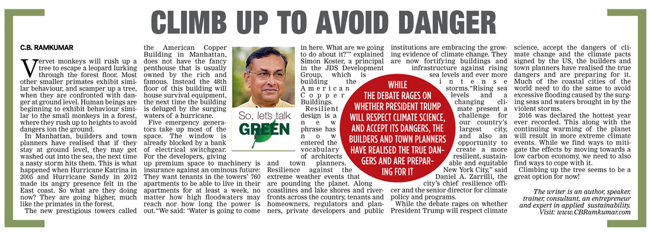 Deccan Chronicle 28 Jan 2017